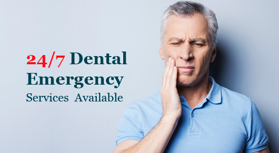 24/7 Dental Emergency Services