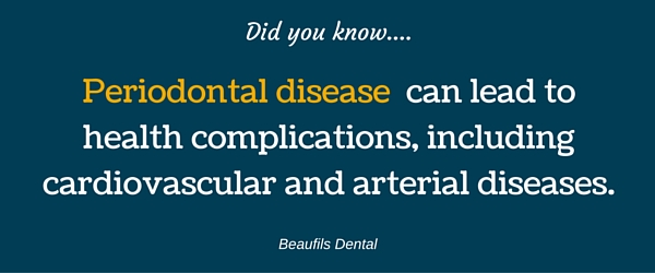 Periodontitis and Cardiovascular Disease